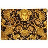 100% Brand New Versace Gold Logo Personality 20 x 30 Inches Zippered Pillow case(Housses de coussin)An Ideal Gift To Others