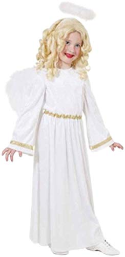 Kostüm Girl Teen School - Girls Older Teens Gold Angel Gabriel Christmas Fairy Nativity School Play Religious Bible Church Fancy Dress Costume Outfit (12-14 years (164cm))