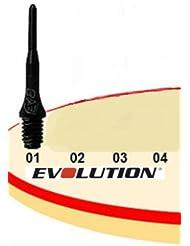 100 Original Evolution Points - EVO Dart Spitzen