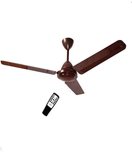 Gorilla Energy Saving BLDC Ceiling Fan- 1200 mm Brown