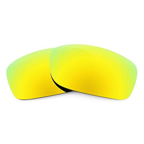 Revant Revant Ersatzlinsen für Oakley Fives Squared Bolt Gold MirrorShield®
