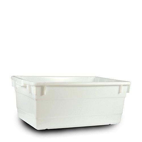 Emiko® HorseCare Tränkebottich eckig 90 L/Lebensmittelecht ohne Weichmacher