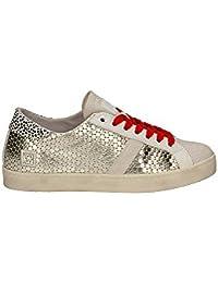 LicoTreasure - Zapatillas Mujer, Color Dorado, Talla 34