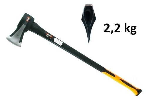 Spaltaxt Fiberglas 2200 gr.
