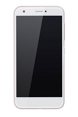 """ZTE Blade A512 - Smartphone libre de 5,2"""" (4G, Qualcomm MSM 8917, memoria interna 16 GB, 2 GB RAM, WiFi, Bluetooth, cámara trasera de 13 MP), color rosa"""