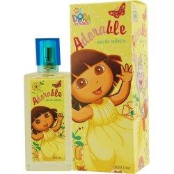 Dora The Explorer Adorable Eau De Toilette Spray 3.4 Oz / 100 Ml von Nickelodeon für Frauen