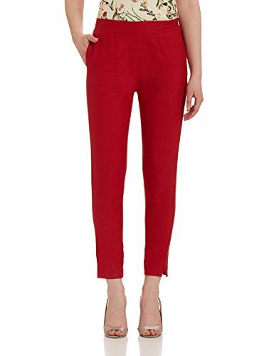 Myx Women's Pyjama (SS17NITPJM02_Red_X-Large)