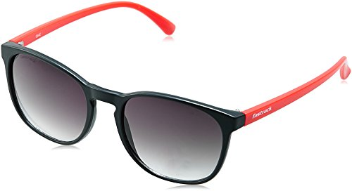 Fastrack Gradient Goggle Men's Sunglasses - (P377BK4|58|Black Color) image