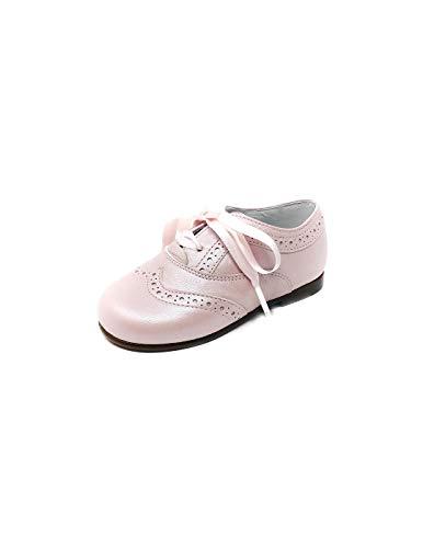 beberlis , Mädchen Bootschuhe, Pink - Rosa - Größe: 25 EU