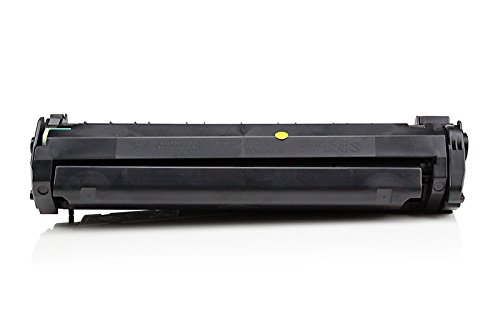 Rebuilt für Canon I-Sensys Fax L 390 Toner Black - Cartridge T XL / 7833A002 - Für ca. 6000 Seiten (5% Deckung) -