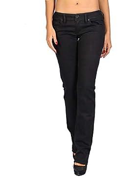 Diesel - Jeans Mujer LOWKY 8Z1 - Regular Slim - Straight
