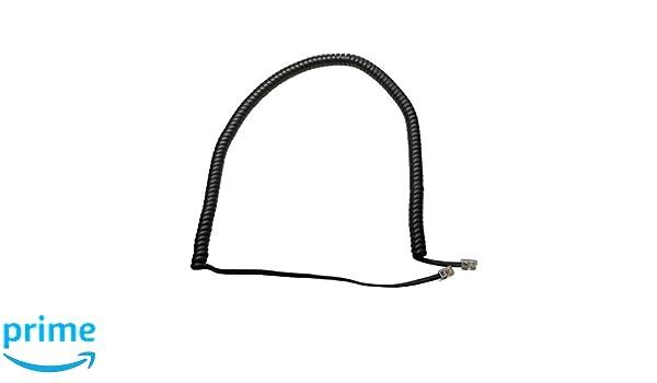 Unify T-Octophon Kabel optiPoint 400//500//600 Hörerschnur schwarz Siemens