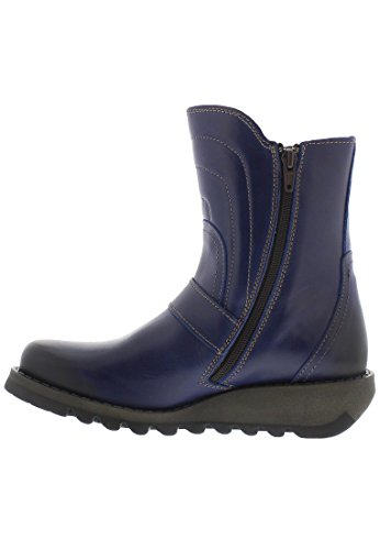 FLY London Damen Sven731fly Chelsea Boots Blau