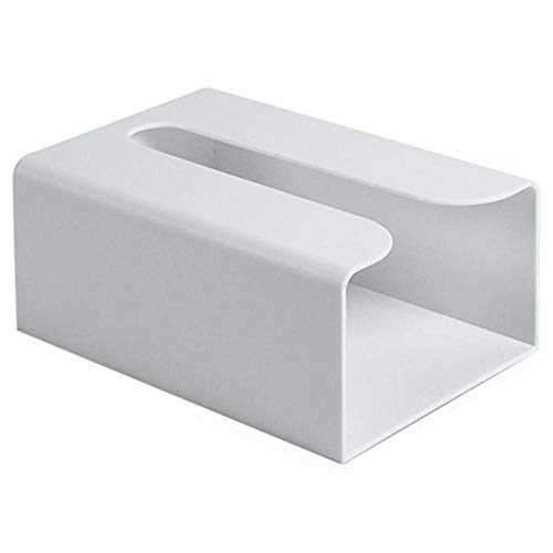 NUOMIZAI Caja de pañuelos-Caja de pañuelos extraíble montada en la ...
