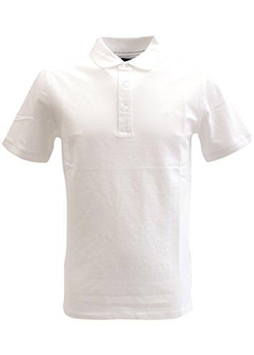 Daniel Hechter Herren Poloshirt Polo Weiß