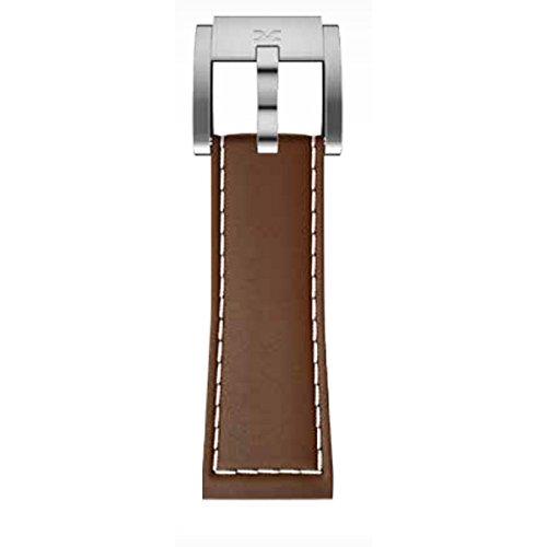 TW Steel Marc Coblen Armband Uhrenband Leder 22 MM dunkelbraun LB_BR_S