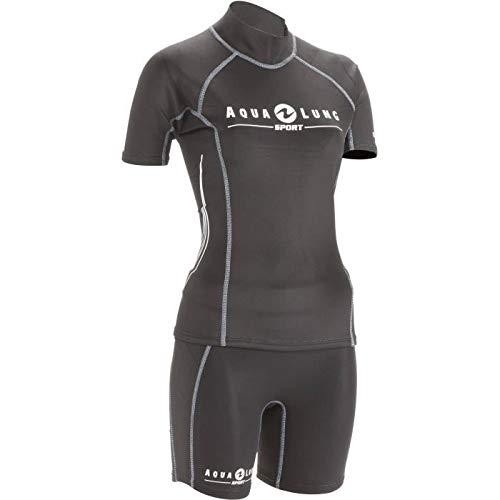 Aqualung Sport Top 2mm Damen 100% Super Stretch Neopren Oberteil