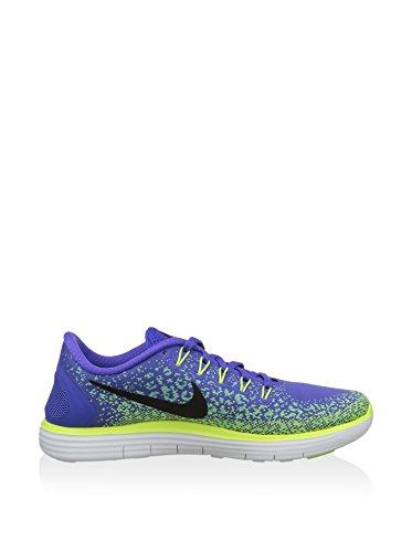 Blk RN Wmns Damen Persian Laufschuhe Free Distance Glw Grn Nike Vlt Violet Morado qgRwzH