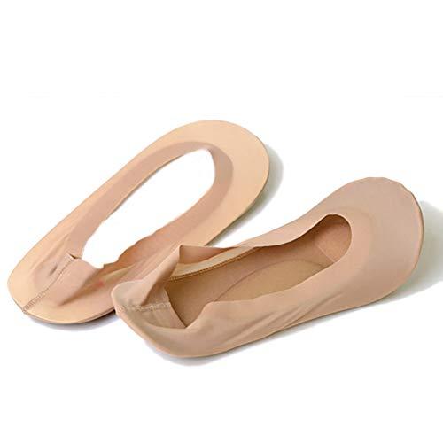 Gizayen Arch Support 3D Socks Foot Massage Health Care Women Summer Autumn Female Socks, Arch Support Socks Pain Relief Foot Massager Socks for Pedicure Tools -