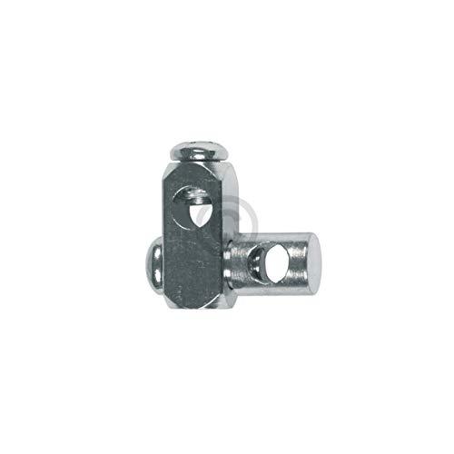 Gelenkstück für Exzenterstange Ablaufgarnitur/Armatur Ø 5 mm