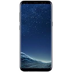 Samsung Galaxy S8+ Smartphone débloqué 4G (Ecran : 6,2 pouces - 64 Go - 4 Go RAM - Simple Nano-SIM - Android Nougat 7.0) Noir
