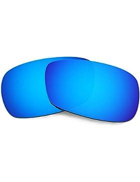 Hkuco Mens Replacement Lenses For Oakley Crosshair 2.0 Sunglasses Blue Polarized