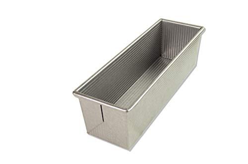 USA Pan Bakeware Pullman Kastenform Large Pullman Pan silber -