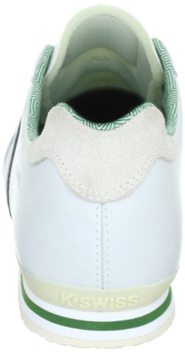 K-Swiss SI-16 02822-115-M, Baskets mode homme Blanc (TR-B2-Blanc-296)