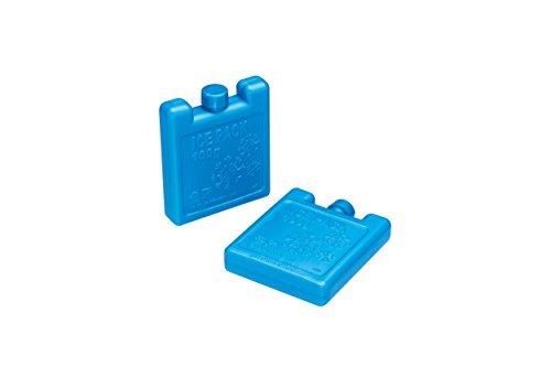 Kitchen Craft Mini réfrigérants Bleue – Lot de 2 x 100 g – 7 cmx8 cm