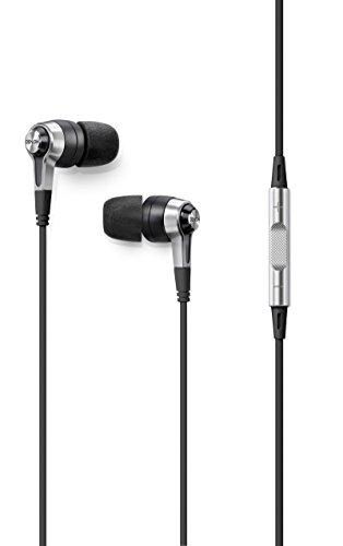 Denon AH-C 621R In-Ear-Kopfhörer (mit Fernbedienung und Mikrofon) schwarz