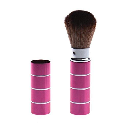 Internet Métal Rétractable Maquillage Cosmétique De Brosse De Femmes