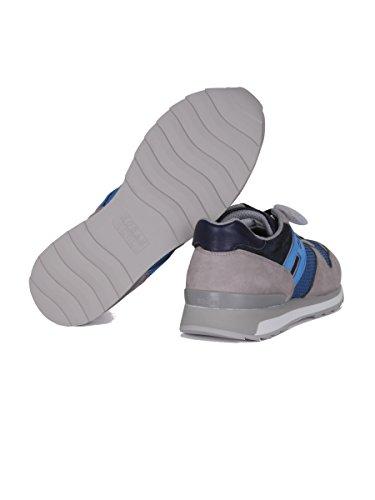 Hogan, Chaussures basses pour Homme Gris bleu