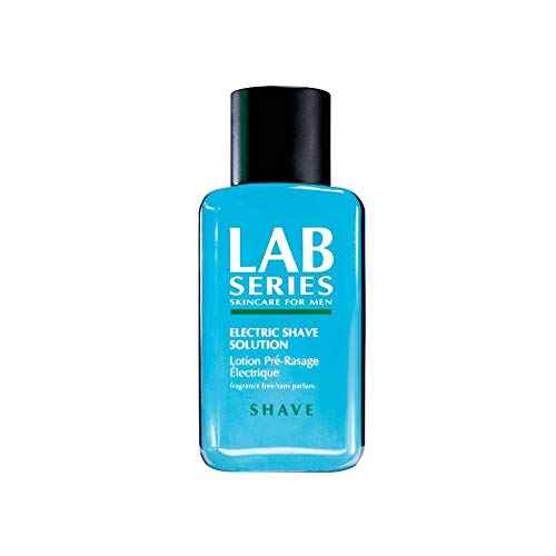 LABseries Skincare for Men homme/man, Electric Shave Solution, 1er Pack (1 x 100 ml)