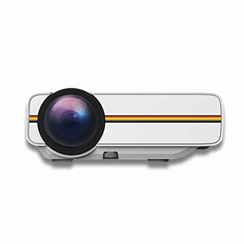 XIAOYUB 138-Zoll-Projektor Neues Heimtelefon Gerade Mit Bildschirmprojektor Mini-Mikro-Led-Hd