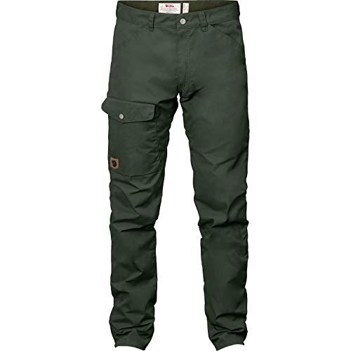 FJÄLLRÄVEN Herren Greenland Jeans, Deep Forest, 46