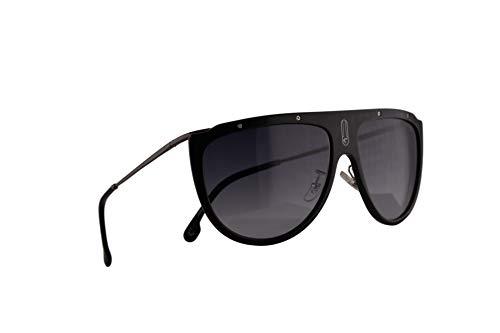 Carrera 1023/S Sonnenbrille Schwarz Mit Grauem Verlaufsglas Gläsern 60mm 8079O CA1023/S 1023S