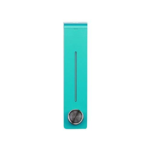Dispensador de Gel de Ducha para el hogar Dispensador de jabón de perforación Libre Montado en la Pared Desinfectante de Manos desinfectante de Mano Baño (Color : G)