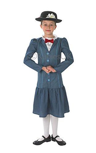 Mary Poppins - Disney - Kinder Kostüm - Alter 11/12 - 152cm