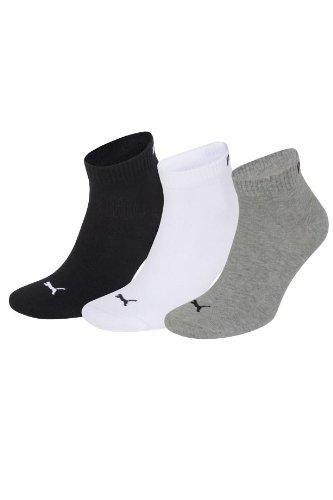Puma Socken Quarter 3P bunt