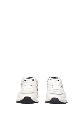 Hogan Sneakers rebel Uomo - Tessuto (HXM2610R670C8W) EU Bianco