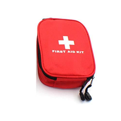 SQZQ Erste-Hilfe-Set, Reise-Erste-Hilfe-Set Nadelpackung Wundbox Familie Erste-Hilfe-Set Outdoor-Erste-Hilfe-Set