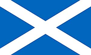 magFlags Flagge: Large Schottland | Querformat Fahne | 1.35m² | 90x150cm » Fahne 100% Made in Germany