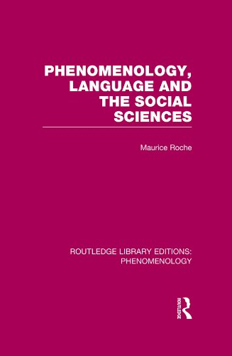 Phenomenology language and the social sciences routledge library phenomenology language and the social sciences routledge library editions phenomenology by fandeluxe Gallery