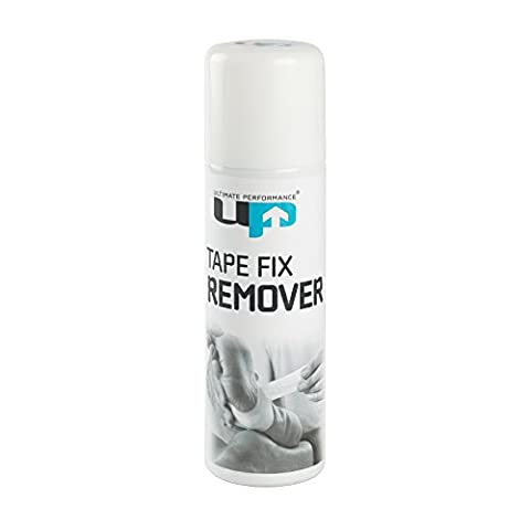 Ultimate Performance UP Sports Tape Adhesive Residue Remover Solvent Cleaner 200ml Can