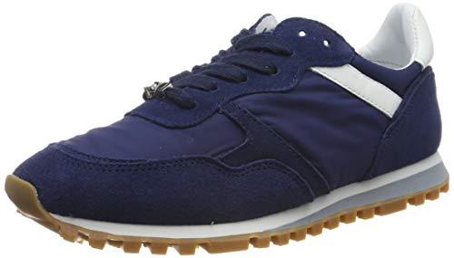 Liu jo shoes alexa-running blu marine, scarpe da ginnastica basse donna, 94028, 39 eu