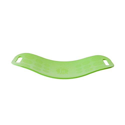 Simply Fit Unisex-Erwachsene ab Toner Workout Balance Board 1size grün