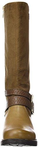XTI 46185 - Damen Schuhe, Farbe Beige (Taupe) Taupe