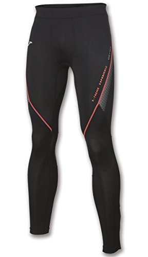 JOMA OLIMPIA FLASH LONG TIGHT RUNNING BLACK M