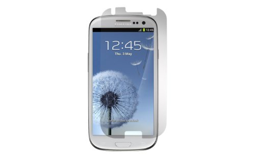 Gadget Guard GALAXYS3CASESCRN Screen Protector for Samsung Galaxy S III - Case Friendly - 1 Pack - Retail Packaging - Clear -