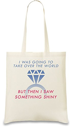 Preisvergleich Produktbild I was going to take over the world Tasche